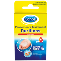 Scholl Pansements Coricides Durillons à CUISERY