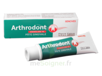 ARTHRODONT 1 % Pâte gingivale T/80g à CUISERY