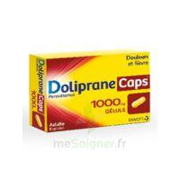 Dolipranecaps 1000 Mg Gélules Plq/8 à CUISERY