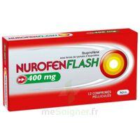 NUROFENFLASH 400 mg Comprimés pelliculés Plq/12 à CUISERY