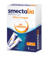 SMECTALIA 3 g Suspension buvable en sachet 12Sach/10g à CUISERY