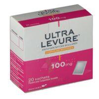 ULTRA-LEVURE 100 mg Poudre pour suspension buvable en sachet B/20 à CUISERY