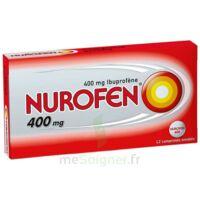 NUROFEN 400 mg Comprimés enrobés Plq/12 à CUISERY