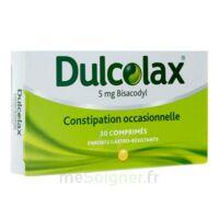 DULCOLAX 5 mg Comprimés enrobés gastro-résistants Plq/30 à CUISERY
