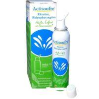 ACTISOUFRE Solution pour pulvérisation buccale/nasale en flacon pressurisé Fl press/100ml à CUISERY