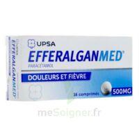 EFFERALGANMED 500 mg, comprimé à CUISERY