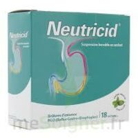 Neutricid Susp Buv En Sachet 18sach/20ml à CUISERY