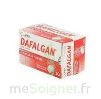 DAFALGAN 1000 mg Comprimés effervescents B/8 à CUISERY