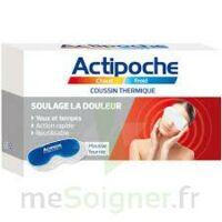 Actipoche Masque Thermique Yeux Et Tempes B/1 à CUISERY