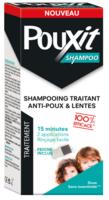 Pouxit Shampooing antipoux 200ml+peigne à CUISERY