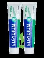 Elgydium Dents Sensibles Gel dentifrice 2 T/75ml à CUISERY