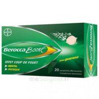 Beroccaboost Comprimés effervescents B/20 à CUISERY