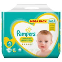 PAMPERS PREMIUM PROTECTION MEGA PACK 9-14KG à CUISERY