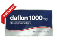 Daflon 1000 mg Comprimés pelliculés Plq/18 à CUISERY