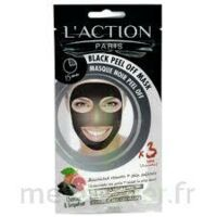 L'Action masque au charbon à CUISERY