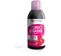 Turbodraine Solution buvable Framboise 2*500ml à CUISERY