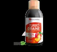Turbodraine Solution buvable Thé-Pêche 2*500ml à CUISERY