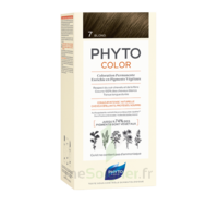 Phytocolor Kit Coloration Permanente 7 Blond à CUISERY