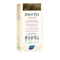 Phytocolor Kit coloration permanente 8 Blond clair à CUISERY