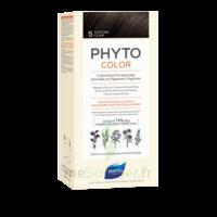 Phytocolor Kit coloration permanente 5 Châtain clair à CUISERY