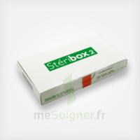 Stéribox Kit prévention et hygiène pour les toxicomanes avec seringues 100UI/ml à CUISERY