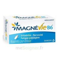 Magnevie B6 100 mg/10 mg Comprimés pelliculés Plaq/60 à CUISERY