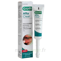 Gum Aftaclear Gel Aphtes Lésions Buccales 10ml à CUISERY
