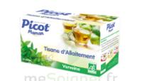 Picot Maman Tisane d'allaitement Verveine 20 Sachets à CUISERY