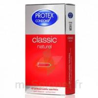 Protex Classic Naturel Préservatif avec réservoir B/12 à CUISERY