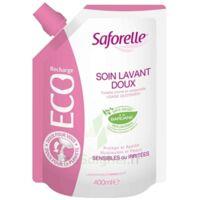 Saforelle Solution soin lavant doux Eco-recharge/400ml à CUISERY