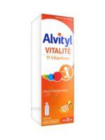Alvityl Vitalité Solution buvable Multivitaminée 150ml à CUISERY