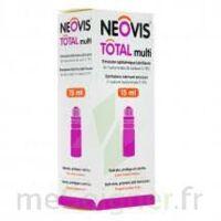 NEOVIS TOTAL MULTI S ophtalmique lubrifiante pour instillation oculaire Fl/15ml à CUISERY