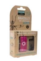 Manouka Bracelet Kameleo Anti-moustique Recharges/2 à CUISERY