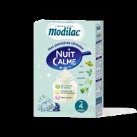 Modilac Céréales Farine Nuit calme à partir de 4 mois B/300g à CUISERY