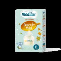 Modilac Céréales Farine Biscuit Miel à Partir De 6 Mois B/300g à CUISERY