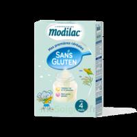 Modilac Céréales Farine Sans gluten à partir de 4 mois B/300g à CUISERY