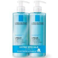 Lipikar Savon liquide surgras peau sèche et très sèche 2*400ml à CUISERY