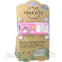 PARA'KITO KIDS Bracelet répulsif anti-moustique princess à CUISERY