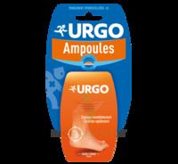 Urgo Ampoule Pansement seconde peau talon B/5 à CUISERY