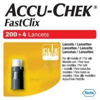 Accu-chek Fastclix Lancettes B/204 à CUISERY