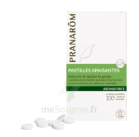 Aromaforce Pastille Apaisante Gorge Bio B/21 à CUISERY