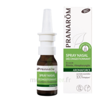 Aromaforce Solution nasale dégage le nez 15ml à CUISERY