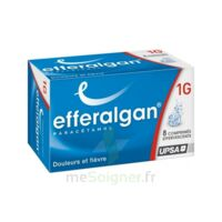 EFFERALGANMED 1 g Cpr eff T/8 à CUISERY