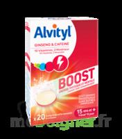 Alvityl Boost Comprimés B/20 à CUISERY