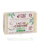 Mkl Savon Lait De Chèvre Bio Thé Sencha 100g à CUISERY