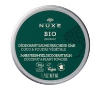 Acheter Nuxe Bio Déodorant Baume Fraîcheur 24h Toutes Peaux Pot/50g à CUISERY