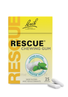 Bach Rescue Chewing-gum B/25 à CUISERY