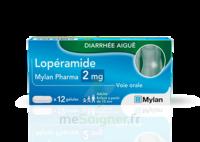 Loperamide Mylan Pharma 2mg, Gélules à CUISERY