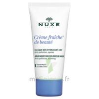 Crème fraiche® de beauté - masque hydratant 48h et anti-pollution50ml à CUISERY