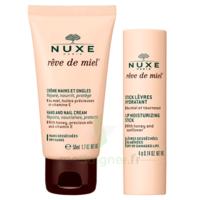 Rêve de Miel Crème Mains et Ongles + Stick Lèvres Hydratant à CUISERY